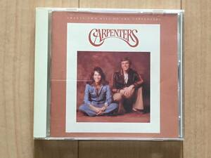 THE CARPENTERS / TWENTY-TWO HITS OF THE CARPENTERS CD盤 カーペンターズ
