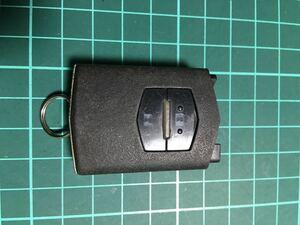 別 MZ2022 キー部分なし ランプ点灯 マツダ キーレス スマートキー リモコン純正 デミオ MPV プレマシー アクセラ DE3FS DY3W等