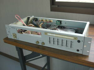Panasonic パナソニック ミキサーユニット ラック型音響 放送設備 ミキサー WU-M60A *303