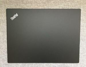 新品 Lenovo ThinkPad X280 液晶トップカバー/ケース 天板 1366*768