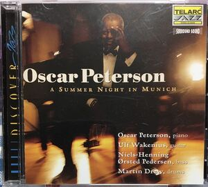 オスカー・ピーターソン :輸入盤CD