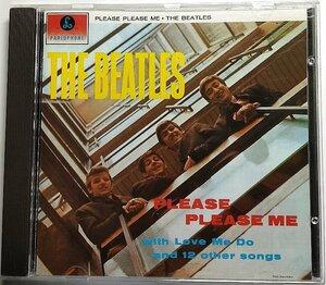 THE BEATLES ビートルズ PLEASE PLEASE ME プリーズ・プリーズ・ミー CD