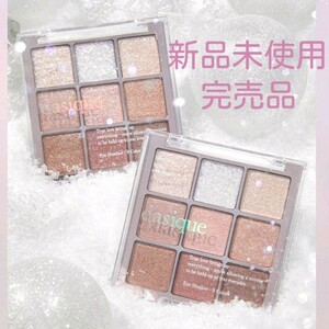 dasique デイジーク アイシャドウパレット 06 Snow Blossom