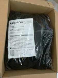 【新品未開封】Bauhutte バウヒュッテ 4G ゲーミング 着る毛布 ダメ着 カラー:黒 サイズ:XL HFD-4G-XL-BK フリーフットシステム5.0