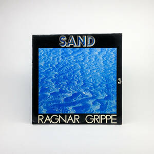 [LP] '77仏Orig / Ragnar Grippe / Sand / Shandar / 83 518 / Modern Classical / Musique Concrete / Experimental