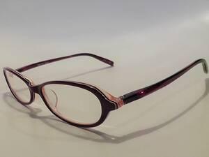 31002 超軽量 TR樹脂 オーバル型眼鏡フレーム 未使用