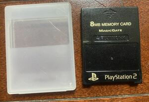 PlayStation2 純正品 メモリーカード 8MB