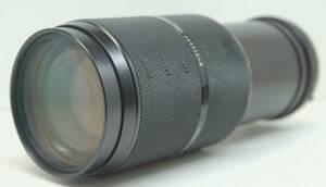 ~実写確認済~ ☆外観良好・人気の望遠レンズ☆ ニコン1眼レフ用(Fマウント) SIGAMA HIGH SPEED ZOOM f=80-200mm F3.5 (F0303)