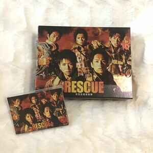 『RESCUE』DVD-BOX