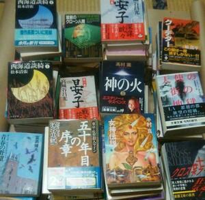 小説 30冊セット # 歴史 漢文 推理 恋愛