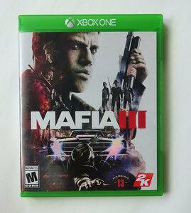 マフィア III MAFIA 3 北米版 ★ XBOX ONE / SERIES X