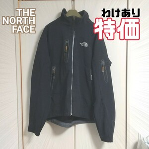 THE NORTH FACE ソフトシェルジャケット