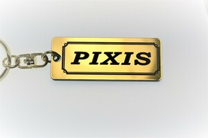 A-612-1 送料無料 PIXIS バージョン1金黒 金2重リング オリジナル スマート キーケース キーホルダー 等 トヨタ ピクシスメガ スペース