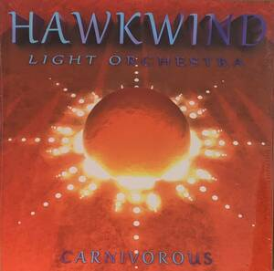 Hawkwind Light Orchestra ホークウィンド・ライト・オーケストラ - Carnivorous 限定二枚組アナログ・レコード