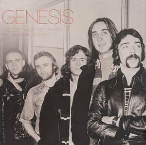 Genesis ジェネシス - The Lost Radio Recordings (BBC Sessions 1970-1972) 限定二枚組アナログ・レコード