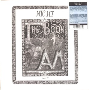Can Am Des Puig - The Book Of AM - Part.V : Night 500枚限定再発アナログ・レコード