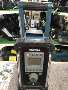 005▽おすすめ商品▽マキタ 充電式ラジオ MR100 ※ACアダプタ・バッテリ別売 ※アンテナダメージあり