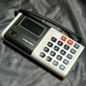 CASIO MINI CM-604 カシオ電卓