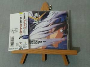 1317e 即決 中古CD 帯付き美品 新機動戦記ガンダムW OPERATION S ENDLESS WALTZ オリジナル サウンドトラック 音楽:大谷幸 TWO-MIX