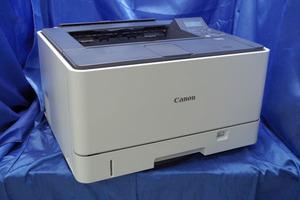 ★印刷OK★ CANON/キヤノン A3対応 モノクロレーザープリンター Satera ◆LBP8720/両面印刷標準◆ 51935S