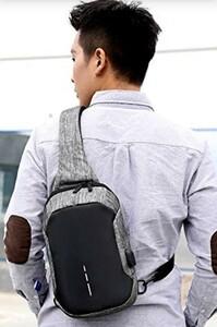 ボディバッグ ワンショルダーバッグ ショルダーバッグ 大容量 斜めがけバッグ メンズ