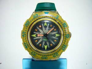 ★スウォッチ Swatch SCUBA スクーバ200 Swatch メンズ時計