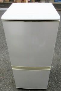 ☆シャープ SHARP SJ-S14T 137L 2ドアノンフロン冷凍冷蔵庫◆付け替えどっちもドア2,991円