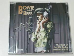 【日本盤廃盤_訳あり】DAVID BOWIE / BOWIE AT THE BEEB デヴィッド・ボウイ BBC