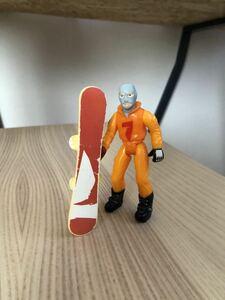 Burton snowboard Seven フィギュア バートン スノーボード