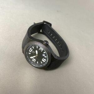 K526 AIKAWA SHOW Aikawa Sho производить часы резиновая лента текущее состояние