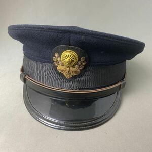 K533 страна иметь железная дорога система шапочка Showa 36 отчетный год 3 номер форма Япония шерсть тканый retro товары