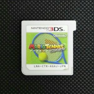 マリオテニス オープン MARIO TENNIS OPEN Nintendo 3DSソフト
