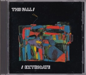 The Fall / Extricate (日本盤CD) Mark E. Smith ザ・フォール