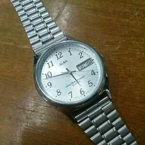 【ライトI416】腕時計 ALBA メンズ腕時計 時計 ウォッチ アクセサリー ジャンク品