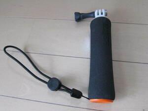 超美品 ゴープロ Go Pro GoPro HERO 3 The Handlerフローティングハンドグリップ 自撮り棒 セルカ棒 アクションカメラ セット ビデオカメラ