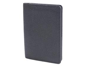 富士屋◆送料無料◆ルイヴィトン LOUIS VUITTON オーガナイザー ドゥポッシュ M30537 タイガ ノワール カードケース