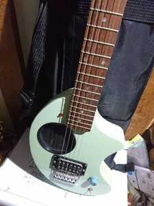 FERNANDES/フェルナンデス ぞうさんギター エレキギター グリーン 送料着払い