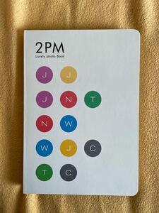 2PM フォトブック 公式グッズ
