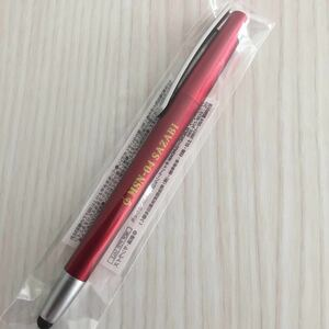 ファミリーマート限定 ガンダム タッチペン付きボールペン MSN-04 SAZABI