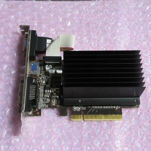 正常動作確認済み NVIDIA GeForce GT730 メーカー不明 ファンレス 補助電源なし