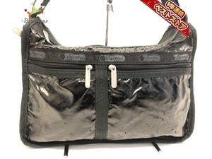 レスポートサック LESPORTSAC ショルダーバッグ レスポナイロン 黒 バッグ