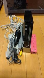 【中古】任天堂Wii 一式ソフト付き
