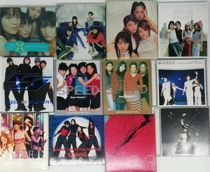 【SPEED】 アルバム CD まとめて 12枚セット スピード 島袋寛子(hiro) 今井絵理子 上原多香子 新垣仁絵