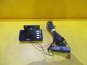 訳あり中古★コムテックisafe simpleドライブレコーダー DC-DR400★2.5型★約100万画素/12V/24V車対応/日本製/Gセンサー/ノイズ対策★即納