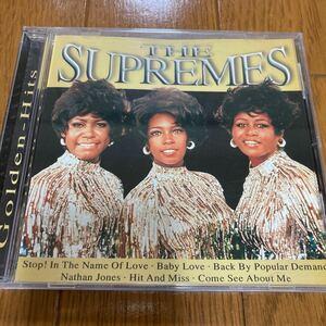 THE SUPREMES スプリームス CD motown モータウン R&B SOUL ダイアナロス Diana Ross