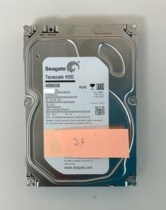 [HDD] 4TB sata Seagate ST4000NC000 3.5インチ - Tarascale HDD - ハードディスク HDD_23