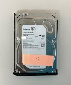 企業向き 4TB sata Seagate ST4000NC000 3.5インチ - Tarascale HDD - ハードディスク HDD_19