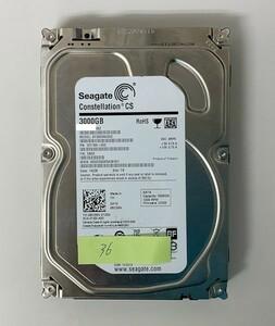 [HDD] 3TB sata Seagate ST3000NC002 3.5インチ - Constellation - ハードディスク HDD_36