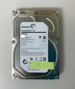 [HDD] 3TB sata Seagate ST3000NC002 3.5インチ - Constellation - ハードディスク HDD_31