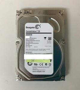 [HDD] 3TB sata Seagate ST3000NC002 3.5インチ - Constellation - ハードディスク HDD_28